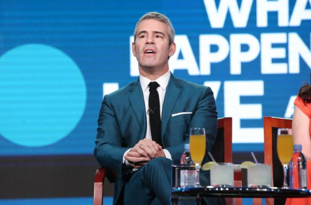 Andy Cohen Replaces Kathy Griffin, Joins Anderson Cooper On CNN's New Year's Eve Special