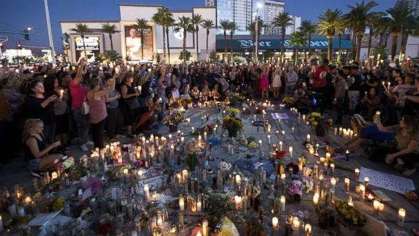The most recent on Las Vegas mass shooting