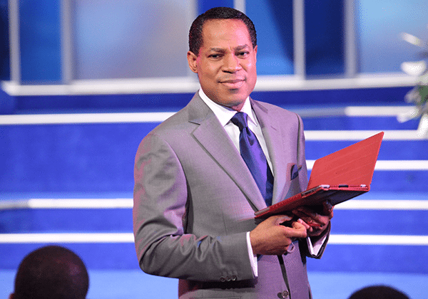 Christ Embassy Leaders Gather In London To Hear Pastor Chris Oyakhilome