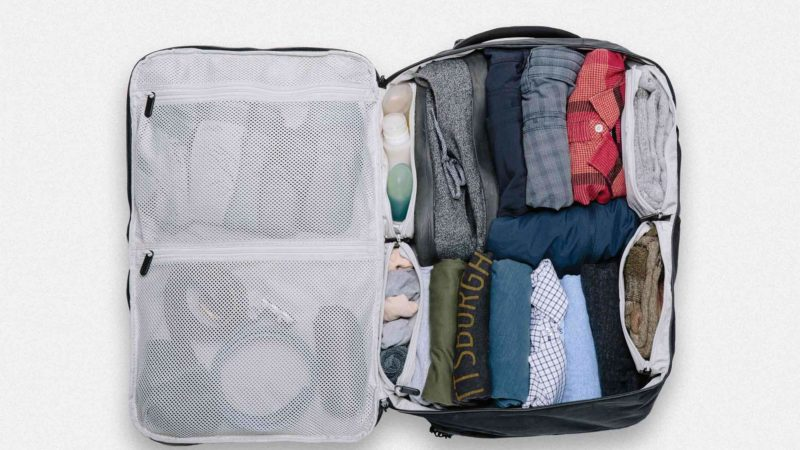 Six great holiday packing tips