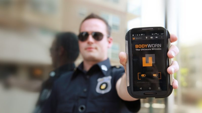 Police Divide with Public could be helped with Body Cameras